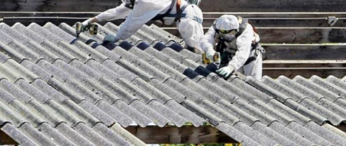 Na 2024 geen asbestdaken meer